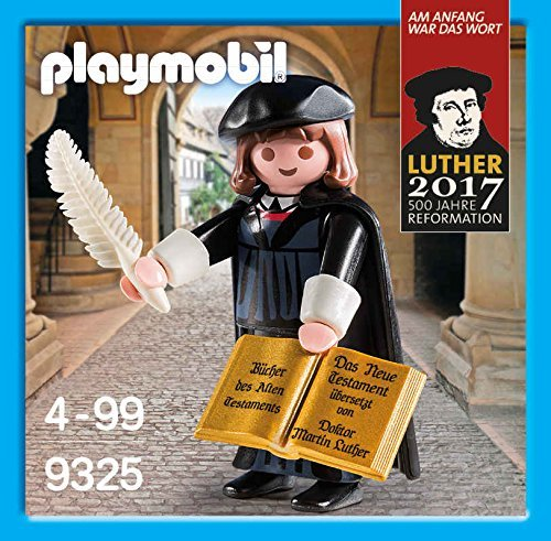 Playmobil Figur - Martin Luther
